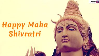 Mahashivratri 2021: From Bel Patra to Dhatura, 8 Things To Offer to the Shivling for Having Your Wishes Fulfiled by Lord Bholenath on Maha Shivratri