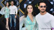 Baaghi 3 Promotions: Shraddha Kapoor Looks Like a Sparkling Butterfly As She Steals the Thunder From Tiger Shroff on Dance Plus 5 Sets (View Pics)