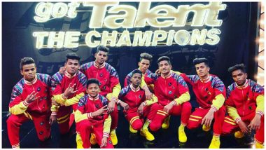 'Once Did Not Have Home Now They Live in Everyone's Heart': Twitterati Are Sharing the Sweetest Messages After V Unbeatable's America's Got Talent Win