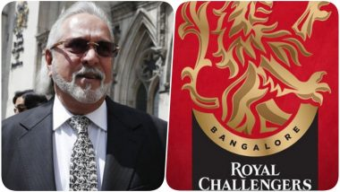 Here's How Vijay Mallya Reacted After RCB Launched New Logo Ahead of IPL 2020