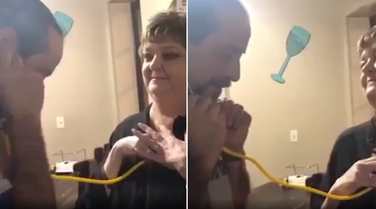 Texas Father Hears Dead Son's Heart Beating in Organ Recipient's Chest, Emotional Video Will Melt Your Heart
