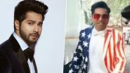 Varun Dhawan Deletes A Video On US President Donald Trump After Inviting Him For A Pav Bhaji Treat