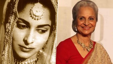 Waheeda Rehman Birthday Special: Five Lesser Known Facts About The Legendary Actress That You Must Know