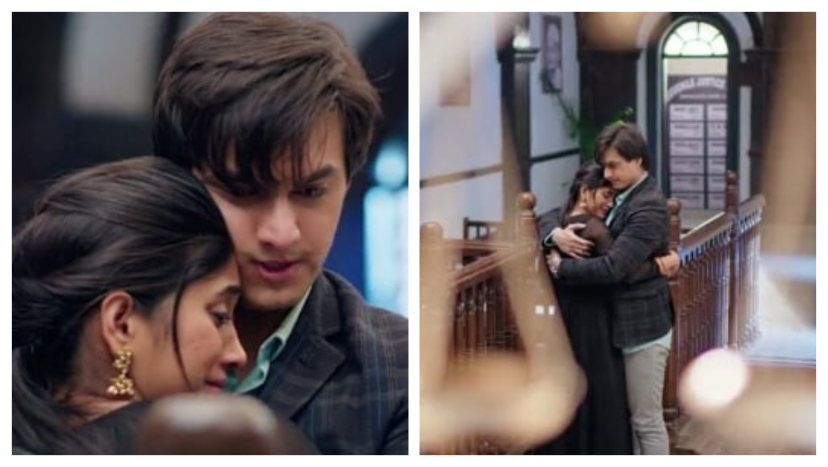 Yeh Rishta Kya  Kehlata Hai February 24, 2020 Written Update Full Episode: Kartik Apologizes to Naira for Trusting Luv and Kush in Trisha's Molestation Case