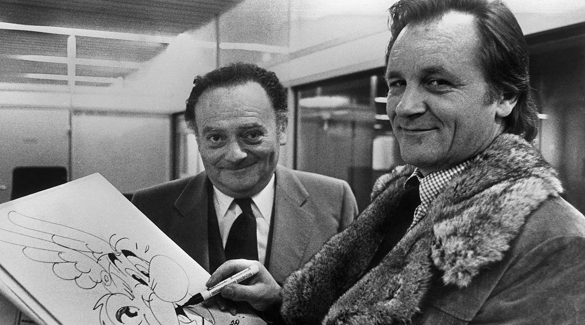 Albert Uderzo, 'Asterix and Obelix' Co-Creator, Dies at Age 92