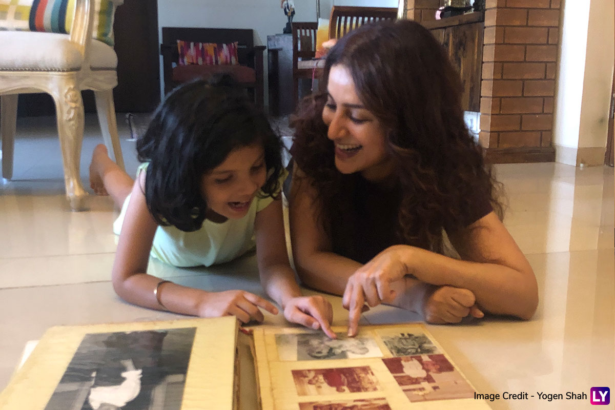 Corona Scare: Tisca Chopra Shows How To Revisit The Best Memories Of Your Life During Lockdown!