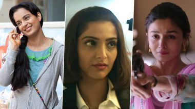 Women's Day Special: From Kangana Ranaut's Queen to Alia Bhatt's Raazi, 10 Films That Rocked Box Office Without an A-Lister Male Star