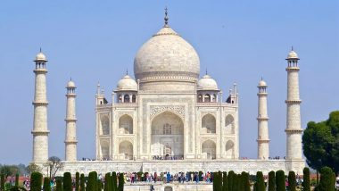 Taj Mahal, Agra Fort to Reopen From Monday After 6 Months With COVID-19 Safely Guidelines