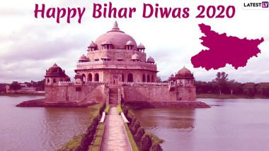 Bihar Diwas 2020 Wishes & HD Images: WhatsApp Status and Stickers, Hike Messages, Facebook Greetings and SMS to Send on Bihar Day