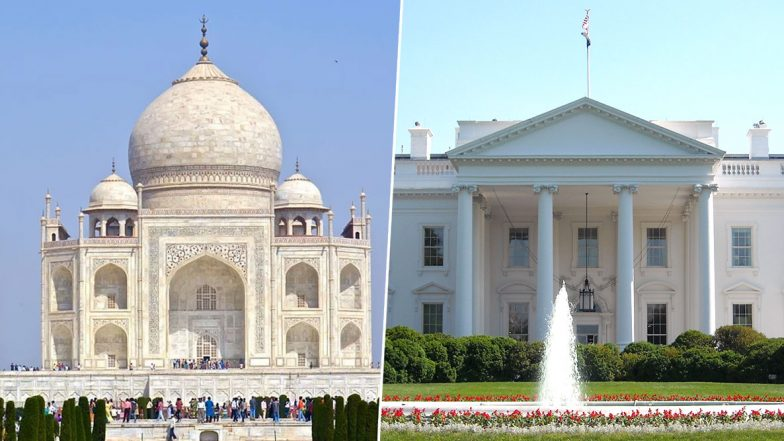 Travel Plans Cancelled Due to COVID-19? From White House to Taj Mahal, Take Virtual Tours of These 5 Popular Tourist Destinations at the Comfort of Your Home