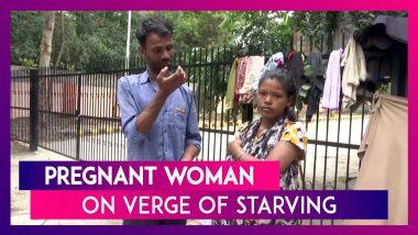 India Lockdown: Homeless Couple On Verge Of Starving, Police Distribute Food Amid Coronavirus Crises