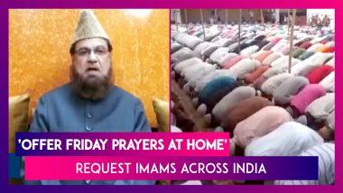 Perform Friday Prayers At Home Till Lockdown Is In Place, Advises Mufti Mukarram Of Fatehpuri Masjid
