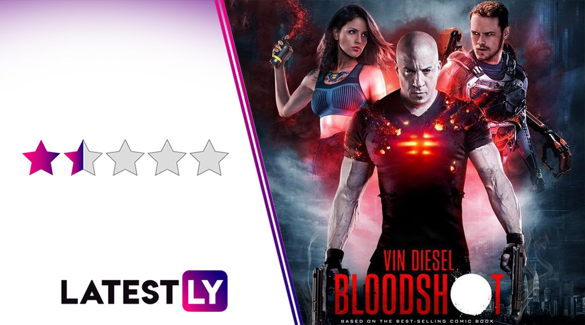 Bloodshot Movie Review: Vin Diesel Is an Indestructible Superhero (Again), but This Time With Red Eyes and No Charm