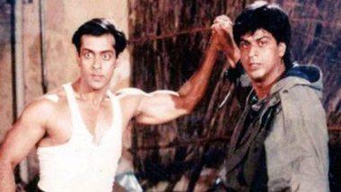 25 Years of Karan Arjun: Salman Khan Calls His Movie With Shah Rukh Khan a Special Film with Beautiful Memories