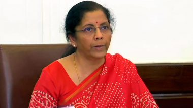 Nirmala Sitharaman Makes Important Announcements on Income Tax Return Filing Deadlines, GST And More Amid Coronavirus Outbreak: Check Full List of Announcements