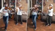 Italian Twins Play Coldplay's 'Viva La Vida' Cover on Violin During Self-Isolation amid the Coronavirus Outbreak! Netizens Shower Love