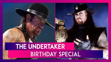 Happy Birthday Undertaker: Here's Look At Best Matches Of The Undertaker