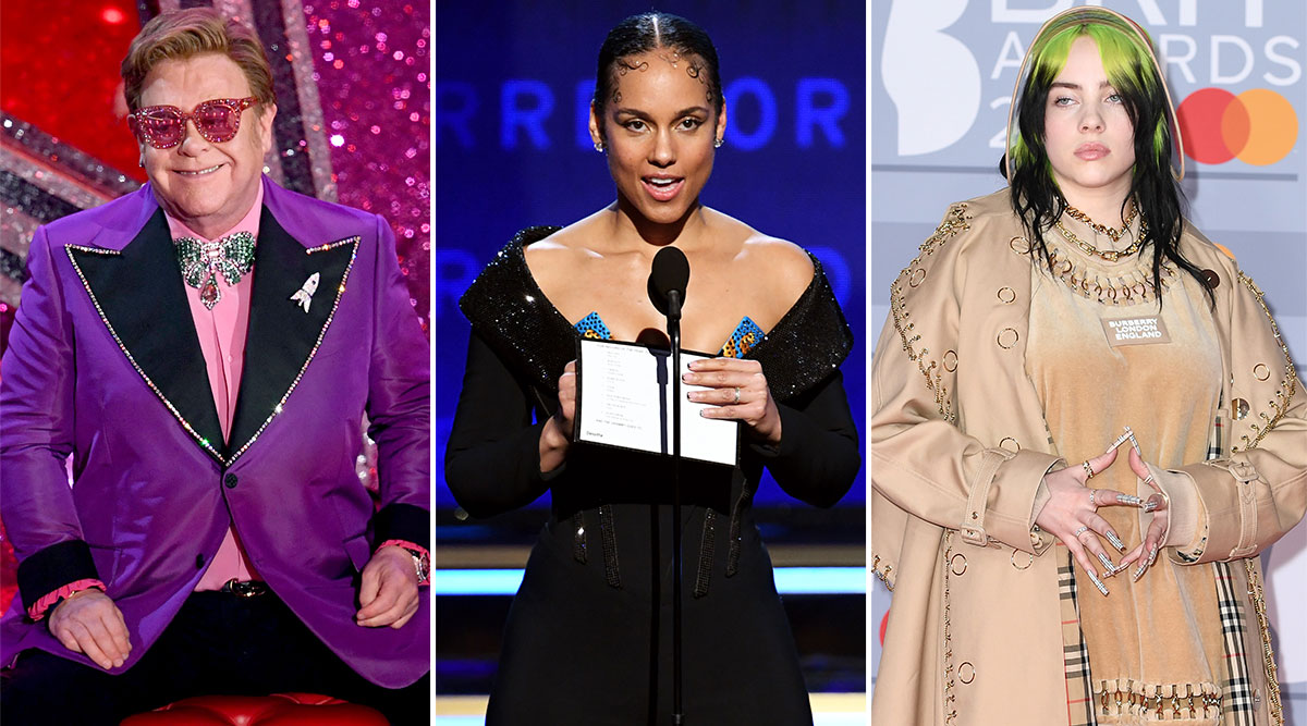 Elton John, Billie Eilish, Mariah Carey's iHeart Living Room Concert for Coronavirus Relief Fund Pays Tribute to Medical Professionals Around the World