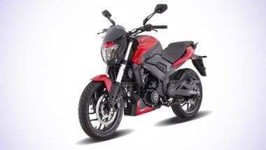 Bajaj Dominar 250 Motorcycle Sees A Price Cut of Rs 16,800; Now Priced at Rs 1.54 Lakh