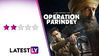 Operation Parindey Movie Review: Amit Sadh, Rahul Dev's Zee5 Thriller Sacrifices Character Development for Frenetic Pace