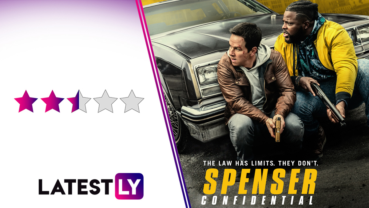 Spenser Confidential Movie Review Mark Wahlberg Starrer Is Run Down By Predictability But Winston Duke S Performance Is The Saving Grace Latestly
