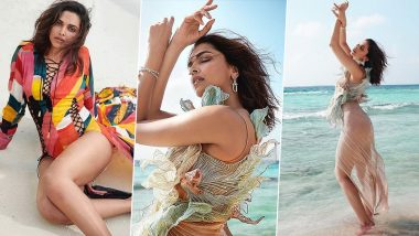 Deepika Padukone is Wild, Beautiful and Free, Just Like the Sea in Her New Photoshoot for Elle India (View Pics)