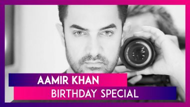 Aamir Khan Birthday Special: Taking a Look at Movies that Proved He's a Powerhouse of Talent