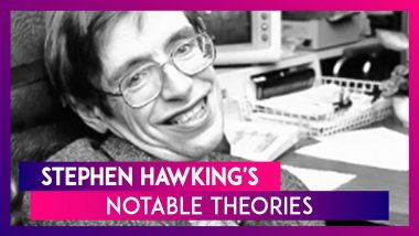 Stephen Hawking Death Anniversary: Notable Theories by British Scientist