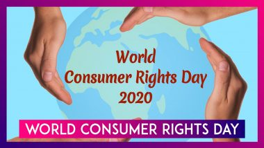World Consumer Rights Day 2020: What Are The Rights of Consumers in India?