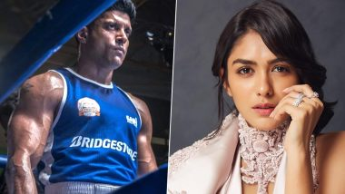 Mrunal Thakur Can't Stop Praising Her Toofaan Co-Star Farhan Akhtar, Says 'Feels Good to Work with Such a Fantastic Actor'