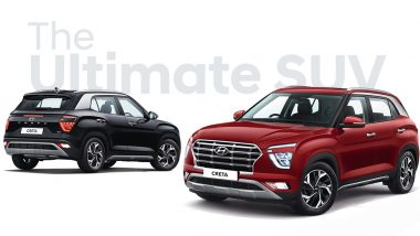 Hyundai Creta Hits Another Milestone, 2 Lakh Made in India Units Exported to 88 Countries