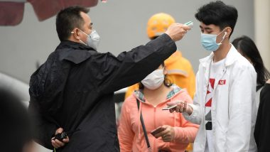 China Reports No Domestic Coronavirus Cases as Imported Infections Climb