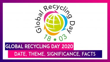 Global Recycling Day 2020: Theme, Significance Of The Day & Interesting Facts To Promote Recycling