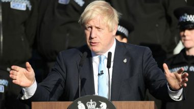 UK PM Boris Johnson Says Spectators Will Not Be Allowed to Attend Sporting Events Due to COVID-19 Pandemic