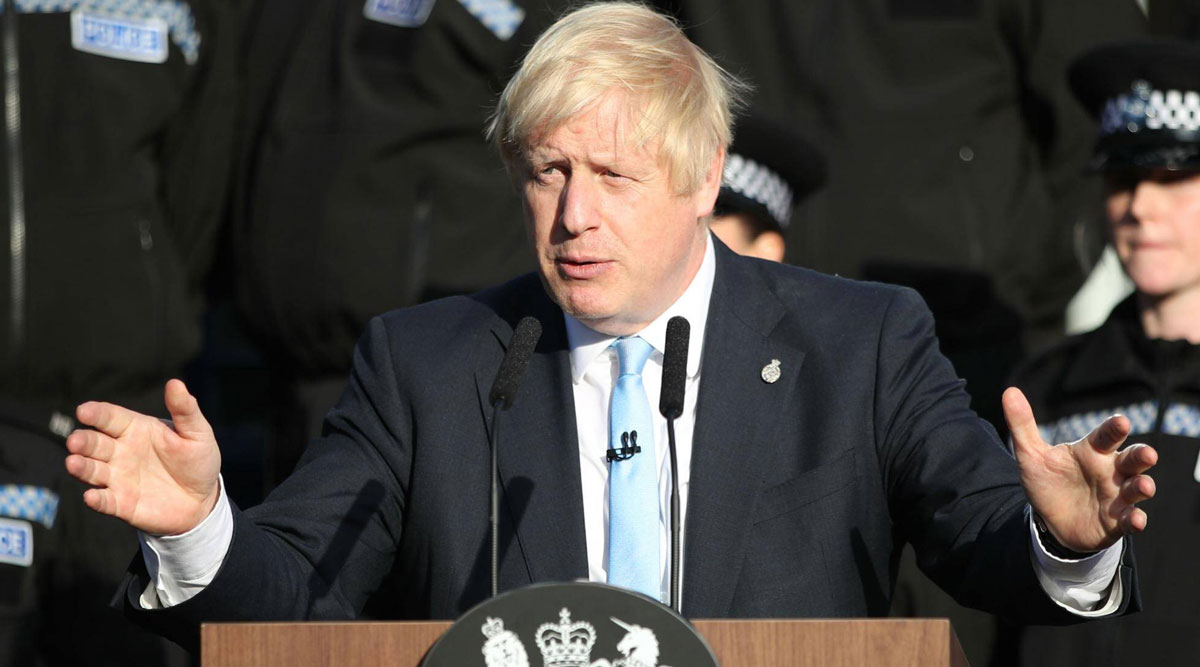 Boris Johnson, in Self-Isolation After Testing Positive for Coronavirus, Hails 'All Those Staying at Home'