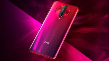Poco X2 Smartphone To Be Available Through Open Sale During Flipkart Big Shopping Days Sale 2020