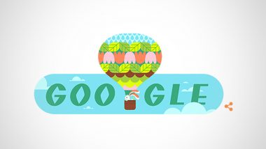 Nowruz (Navroz) 2020 Google Doodle: Persian New Year Celebrated by the Search Engine Giant with a Remarkable Illustration