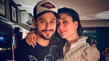 Kunal Kemmu Shares a Lovely Picture with Kareena Kapoor Khan and His Caption Sounds Like a Title of Ekta Kapoor's Serial