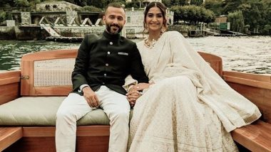 Coronavirus Effect! Sonam Kapoor and Husband Anand Ahuja in Self-Quarantine After Returning From Their London Trip