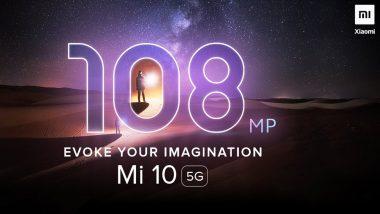 Xiaomi Mi 10 India Launch Postponed Until Further Notice Because of Coronavirus Pandemic