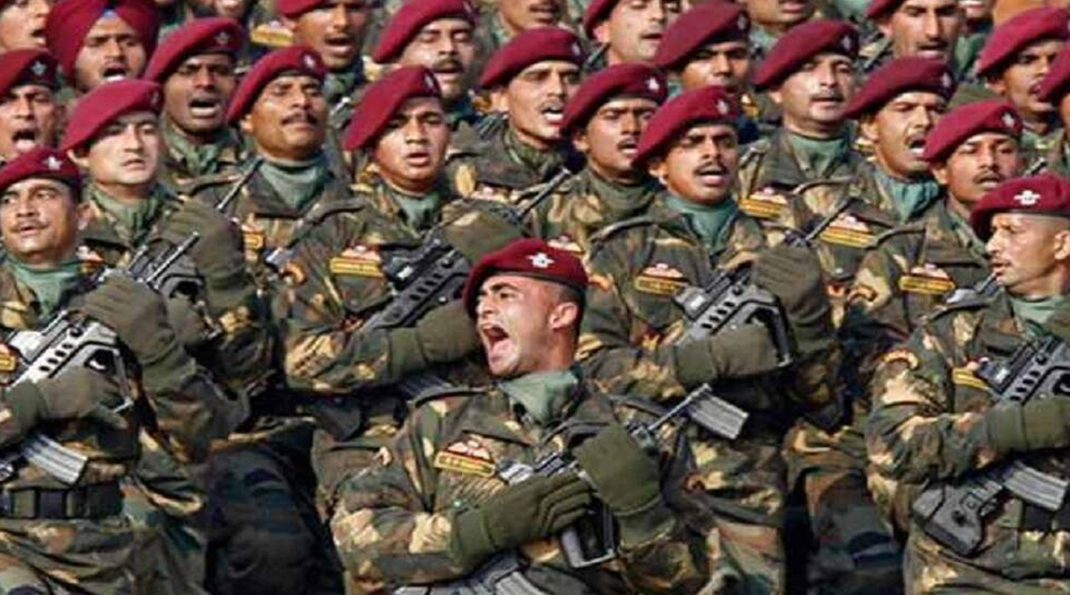 Army's New Advisory on Coronavirus Says 50% Jawans, 35% Officers Posted at Military HQ to Work From Home, Order in Effect From March 23