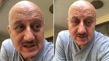 Anupam Kher, Self-Quarantined After Returning From US, Tests Negative For COVID-19