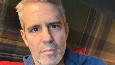 Andy Cohen Tests Positive For COVID-19, 'Watch What Happens Live' Host Announces the News via Instagram
