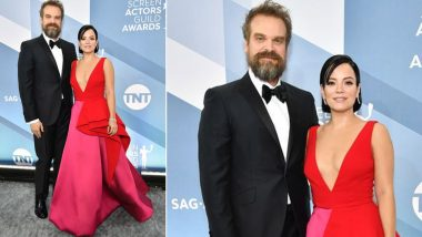 Lily Allen and David Harbour Spark Wedding Rumors After Their Recent Instagram Live Chat