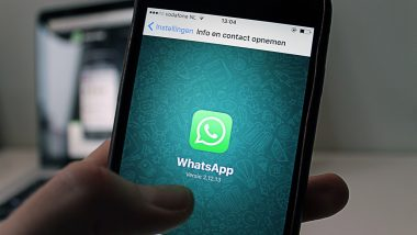 WhatsApp Launches New 'Search On Web' Feature to Identify Credibility of Forwarded Messages and Tackle Fake News