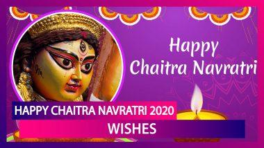 Chaitra Navratri 2020 Wishes: WhatsApp Greetings And HD Photos to Wish Chaitra Navratri