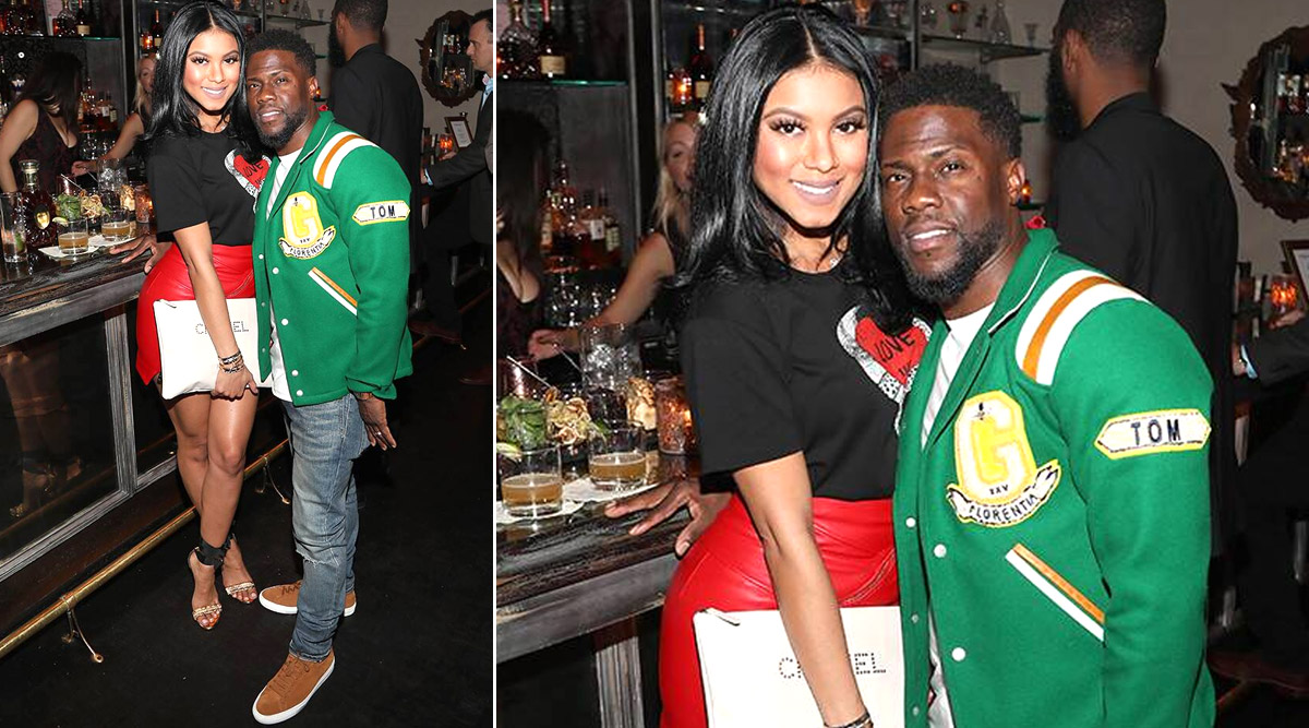 Kevin Hart and Wife Eniko Parrish Are Expecting Their Second Child