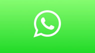 WhatsApp Launches 'Check It Before You Share It' Campaign to Tackle Fake COVID-19 News