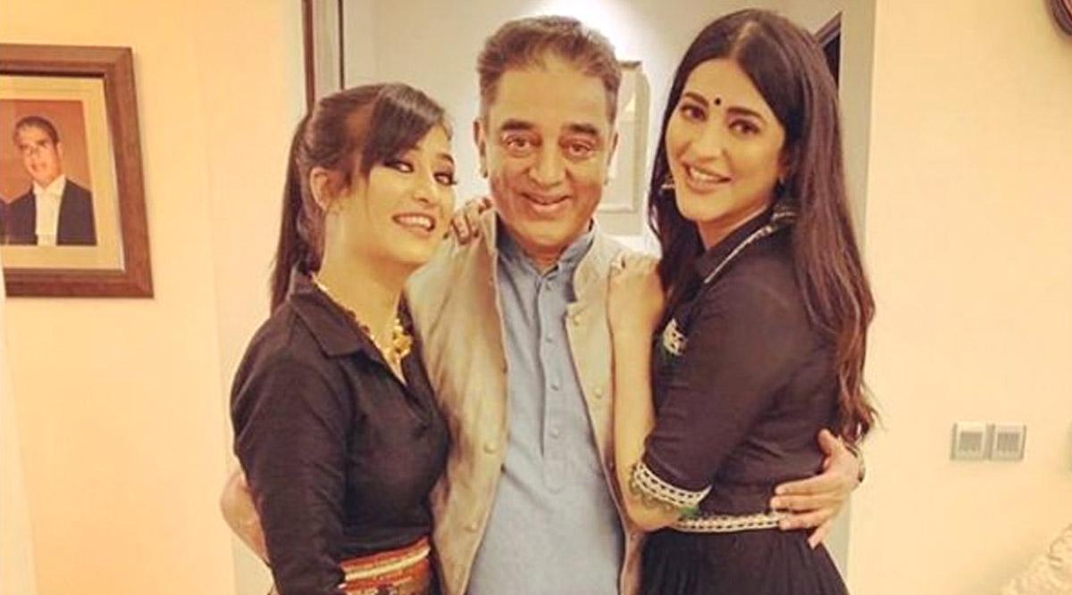 COVID-19 Crisis: Kamal Haasan, Sarika and Daughters Shruti and Akshara to Self Isolate in 4 Different Houses Amid 21 Days Lockdown
