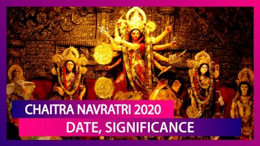 Chaitra Navratri 2020: Date, Significance Of Worshipping Goddess Durga During The Nine Day Festival